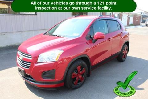 2015 Chevrolet Trax for sale in Levittown, PA