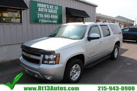 2010 Chevrolet Suburban for sale in Levittown, PA