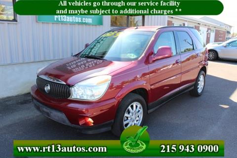 2007 Buick Rendezvous for sale in Levittown, PA