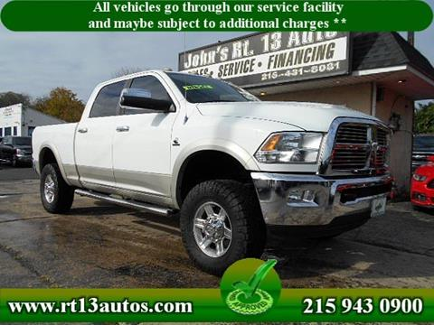2010 Dodge Ram Pickup 3500 for sale in Levittown, PA