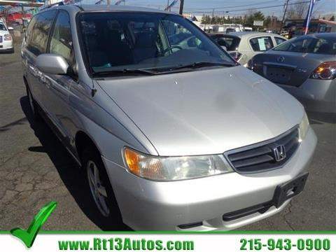 2004 Honda Odyssey for sale in Levittown, PA