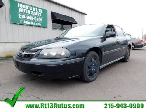 2005 Chevrolet Impala for sale in Levittown, PA