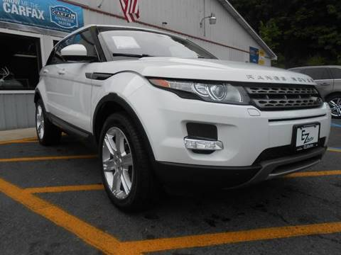 2015 Land Rover Range Rover Evoque for sale in Lewistown, PA