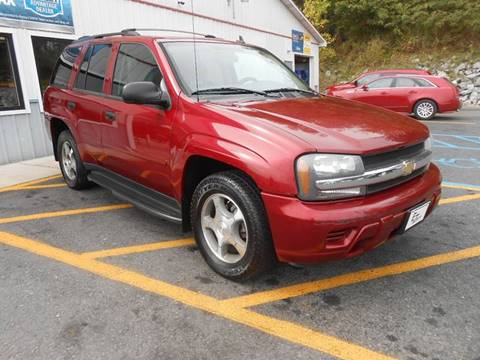 2007 Chevrolet TrailBlazer for sale in Lewistown, PA