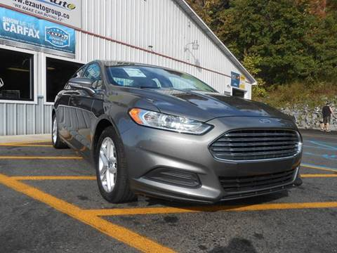 2013 Ford Fusion for sale in Lewistown, PA