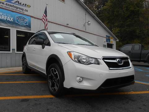 2015 Subaru XV Crosstrek for sale in Lewistown, PA