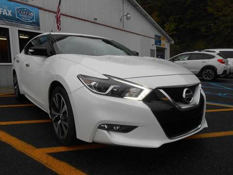 2016 Nissan Maxima for sale in Lewistown, PA