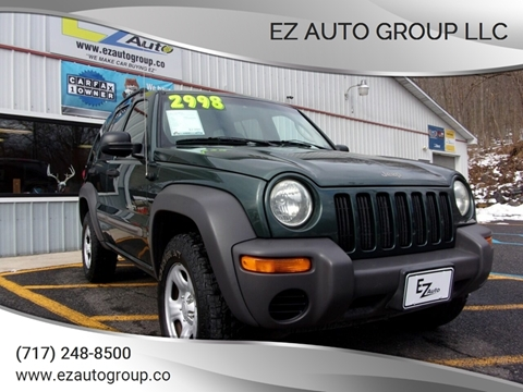 2002 Jeep Liberty for sale in Lewistown, PA
