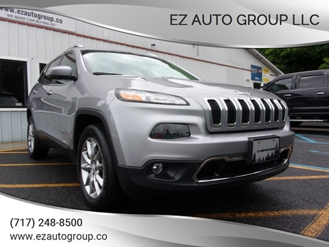 2018 Jeep Cherokee for sale in Lewistown, PA