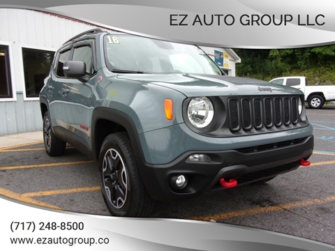 2016 Jeep Renegade for sale in Lewistown, PA