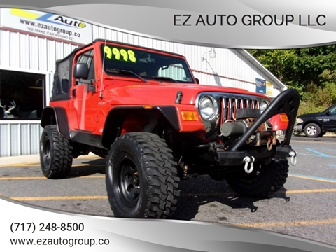 Tim Short Pikeville Ky >> Used 2005 Jeep Wrangler For Sale in Parkersburg, WV - Carsforsale.com®