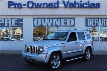 2012 Jeep Liberty for sale in Hempstead, NY