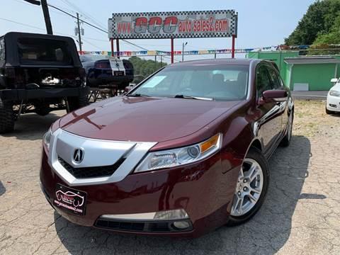 2010 Acura Tl For Sale >> 2010 Acura Tl For Sale In Gainesville Ga