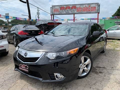 Acura Of Gainesville >> 2011 Acura Tsx For Sale In Gainesville Ga