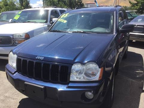 2005 Jeep Grand Cherokee for sale in Carson City, NV