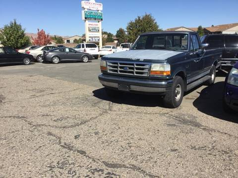 1992 Ford F-150 for sale in Carson City, NV