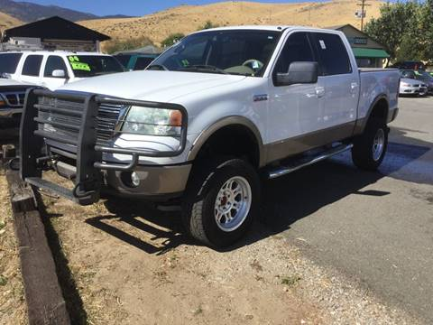 2006 Ford F-150 for sale in Carson City, NV