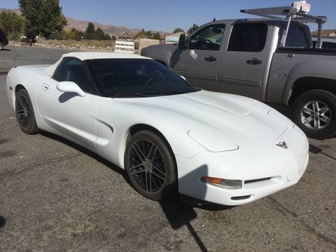 1999 Chevrolet Corvette for sale in Carson City, NV