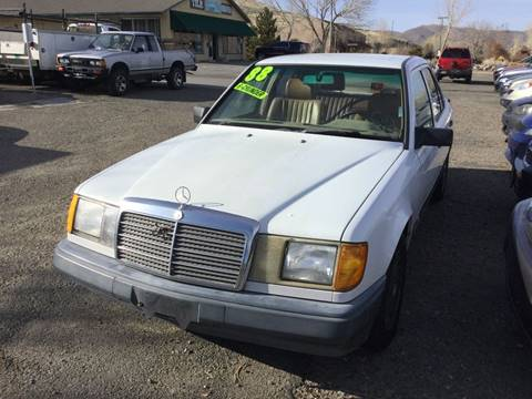 1988 Mercedes Benz 260 Class For Sale In Carson City, NV