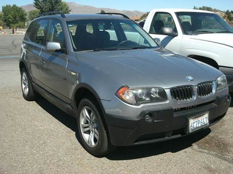 2005 BMW X3 for sale at Small Car Motors in Carson City NV