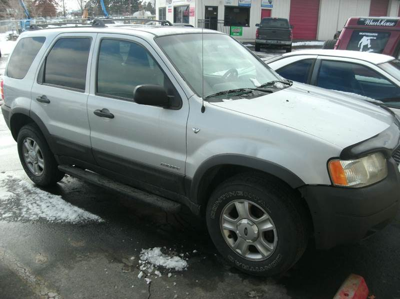 2002 Ford Escape for sale at Small Car Motors in Carson City NV