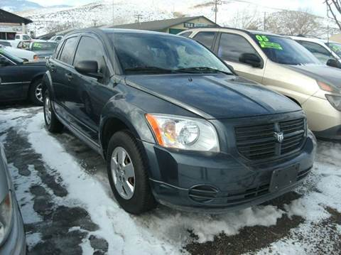 2008 Dodge Caliber for sale at Small Car Motors in Carson City NV
