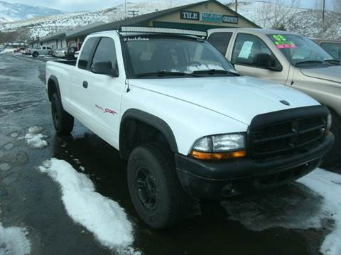 1997 Dodge Dakota for sale at Small Car Motors in Carson City NV