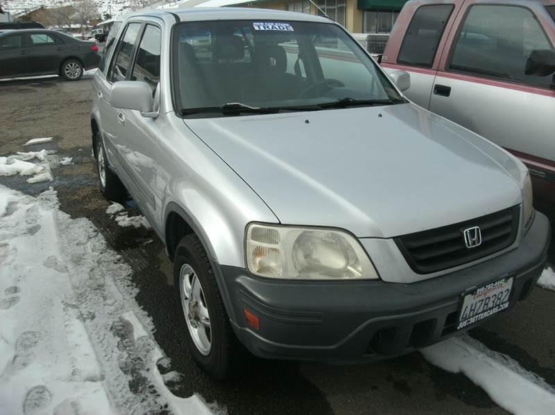 1999 Honda CR-V for sale at Small Car Motors in Carson City NV