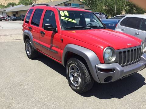 2004 Jeep Liberty for sale in Carson City, NV