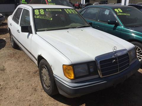 1988 Mercedes-Benz 260-Class for sale in Carson City, NV