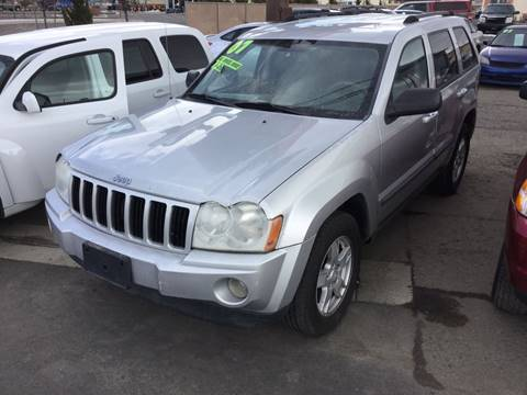 2007 Jeep Grand Cherokee for sale in Carson City, NV
