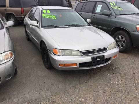 1996 Honda Accord for sale in Carson City, NV
