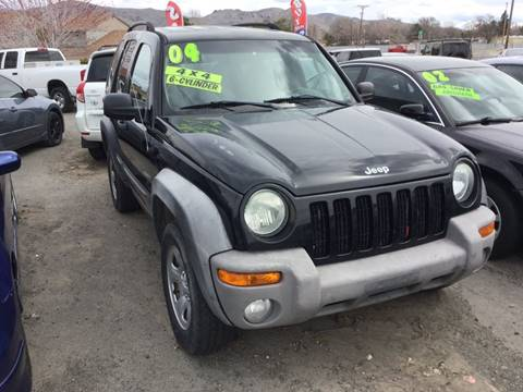 Carson City Jeep >> 2004 Jeep Liberty For Sale In Carson City Nv