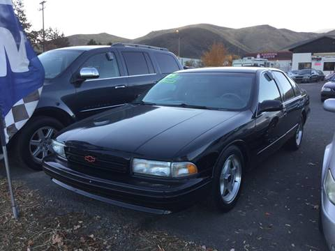 1995 Chevrolet Impala for sale in Carson City, NV