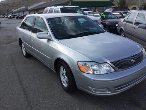 2000 Toyota Avalon for sale in Carson City, NV
