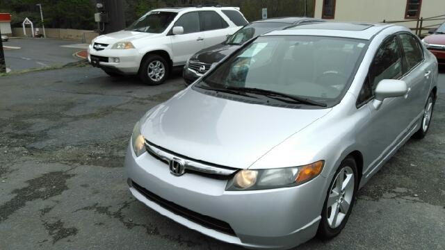 2008 Honda Civic EX L 4dr Sedan 5A   Durham NC
