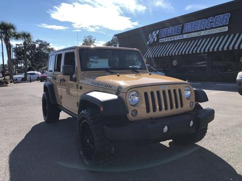 2014 Jeep Wrangler Unlimited for sale in Pensacola, FL