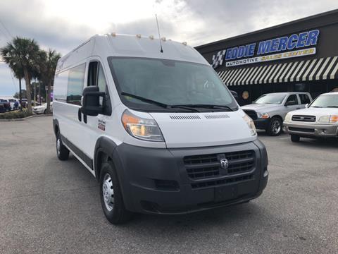 2014 RAM ProMaster Cargo For Sale In Pensacola FL