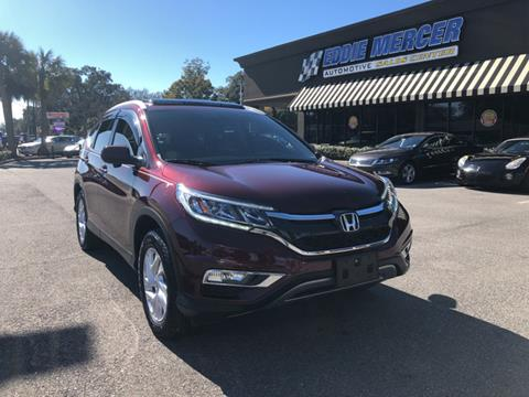 Used honda cr v for sale in pensacola fl for Frontier motors inc pensacola fl