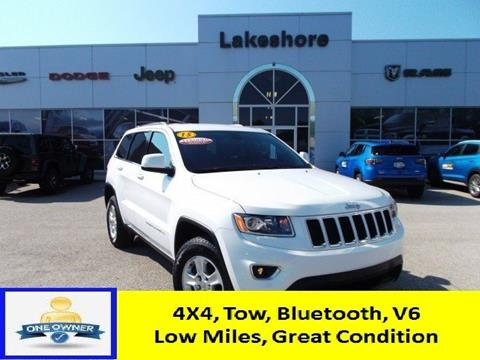 2015 Jeep Grand Cherokee for sale in Montague, MI