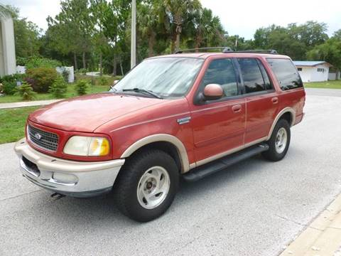 1997 Ford Expedition for sale in Mascotte, FL