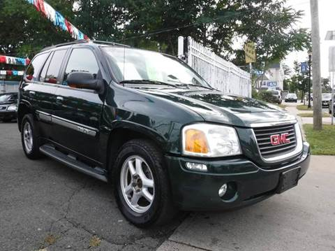 2003 GMC Envoy for sale at New Plainfield Auto Sales in Plainfield NJ