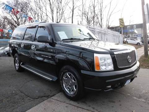 2005 Cadillac Escalade ESV for sale at New Plainfield Auto Sales in Plainfield NJ