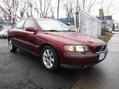2001 Volvo S60 for sale at New Plainfield Auto Sales in Plainfield NJ
