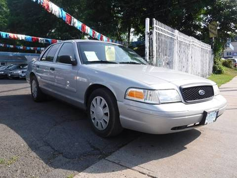 Ford Crown Victoria For Sale In Seekonk MA Carsforsalecom - 2006 crown victoria