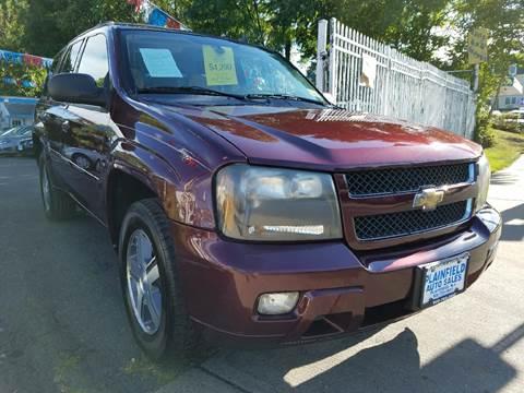 2007 Chevrolet TrailBlazer for sale in Plainfield, NJ