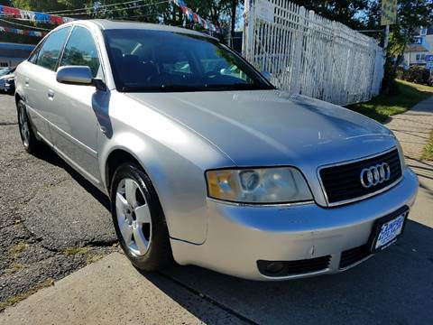 2003 Audi A6 for sale in Plainfield, NJ