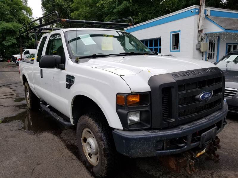 2008 Ford F-250 Super Duty for sale at New Plainfield Auto Sales in Plainfield NJ