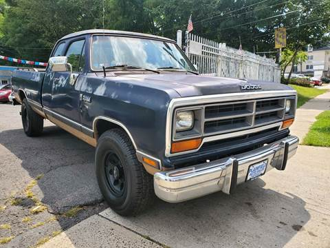 1990 Dodge RAM 250 for sale at New Plainfield Auto Sales in Plainfield NJ