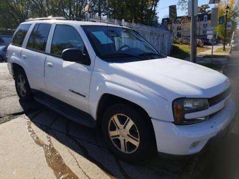 2004 Chevrolet TrailBlazer for sale at New Plainfield Auto Sales in Plainfield NJ